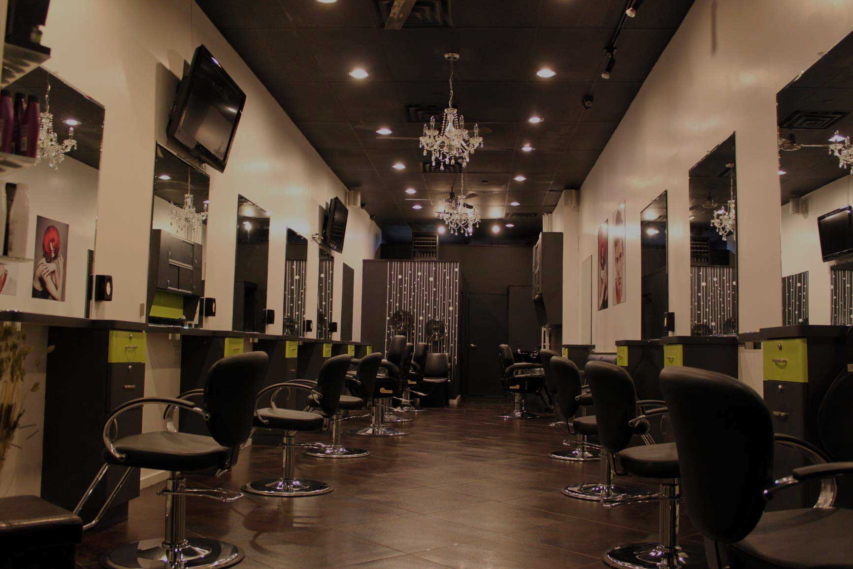 Salon services tribeca hair studio nyc for About salon services